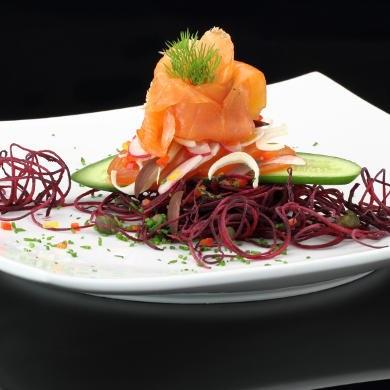Register your Gourmet restaurant